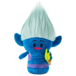 itty bittys® DreamWorks Trolls Biggie Stuffed Animal Limited Edition, , large