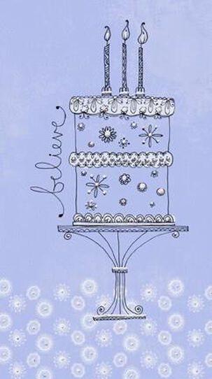 Happy Wish Day Birthday Card