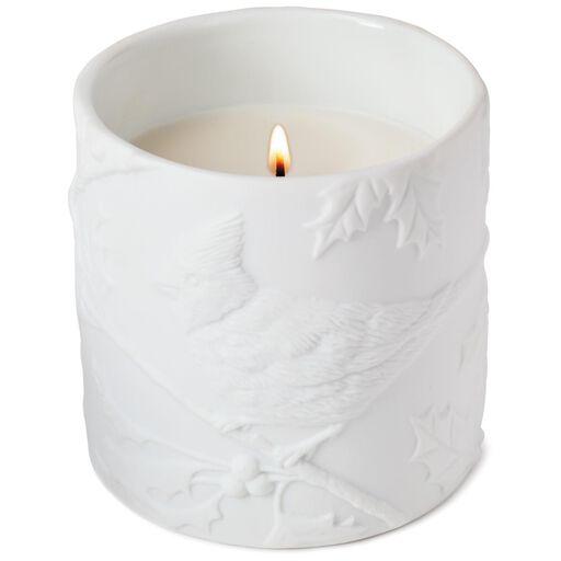 Fresh Pine Ceramic Jar Candle