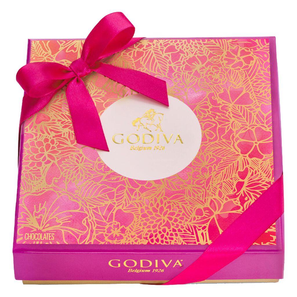 Godiva Cups Of Love Chocolates Valentine S Day Gift Box 9 Pieces