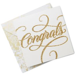Congrats Gift Tag With Envelope, , large