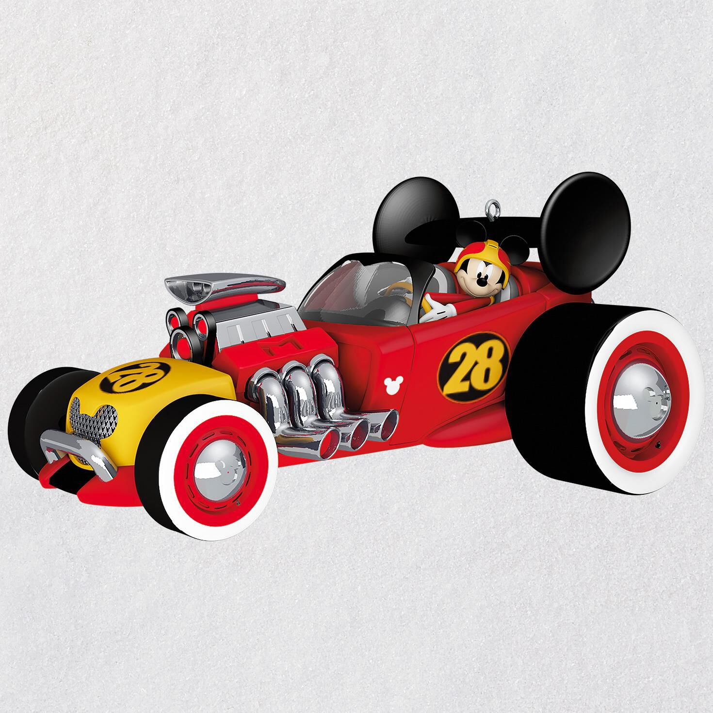 Disney Junior Mickey And The Roadster Racers Ornament Keepsake