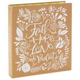 Faith, Hope, Love, and Biscuits Recipe Book, , large