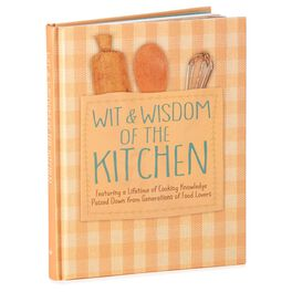 The Wit and Wisdom of the Kitchen Book, , large