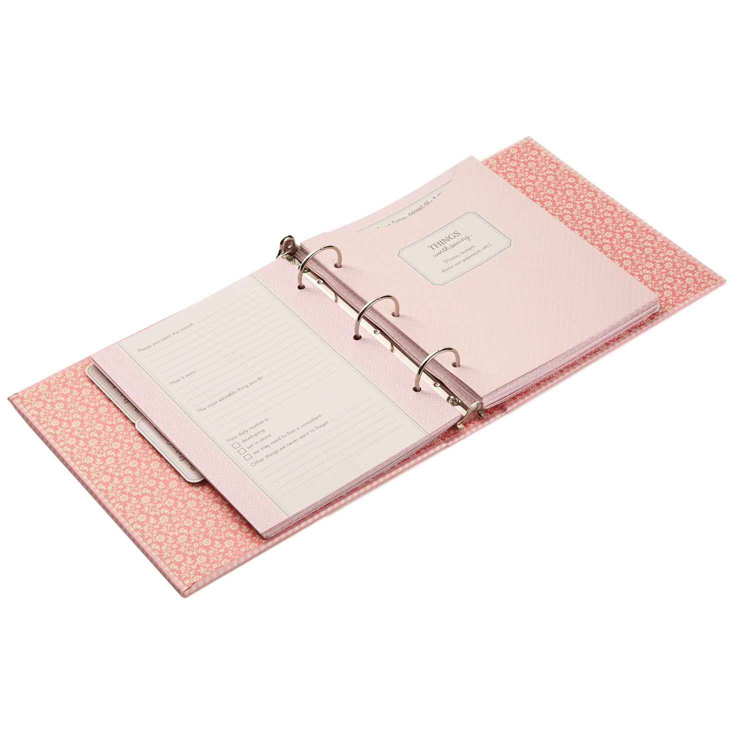 Baby Girl\u0027s First Year Memory Book, New Photo Albums \u0026 Books | Hallmark