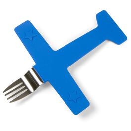 Fred & Friends AirFork One Airplane Fork for Kids, , large