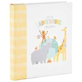 Let the Adventure Begin Baby Memory Book, , large