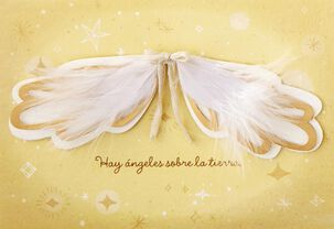 You Are an Angel Spanish-Language Mother's Day Card
