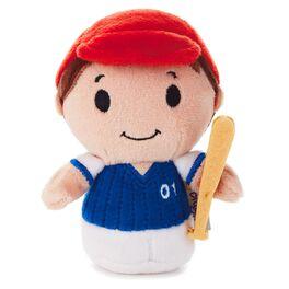 itty bittys® Baseball Boy Stuffed Animal Limited Edition, , large