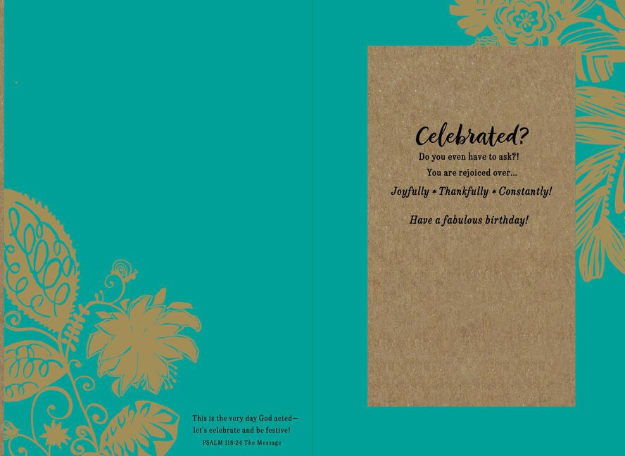 Fabulous Day Religious Birthday Card Greeting Cards Hallmark