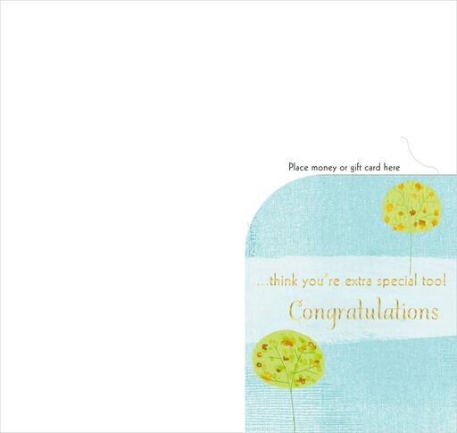 Special Day First Communion Money Holder Card,