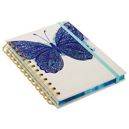 Butterfly Wire Journal, , large
