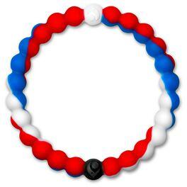 Wear Your World (Red, White, Blue) Lokai Bracelet, , large