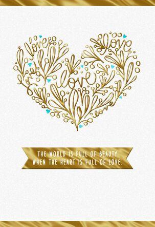 To a Wonderful Future Wedding Card