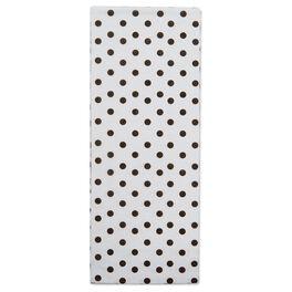 Black Polka Dot Tissue Paper, , large