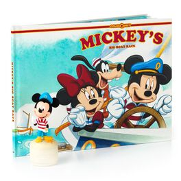 Mickey's Boat Race Interactive Storybook, , large