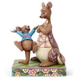 Jim Shore Look Mama, I Bounced Kanga and Roo Figurine, , large