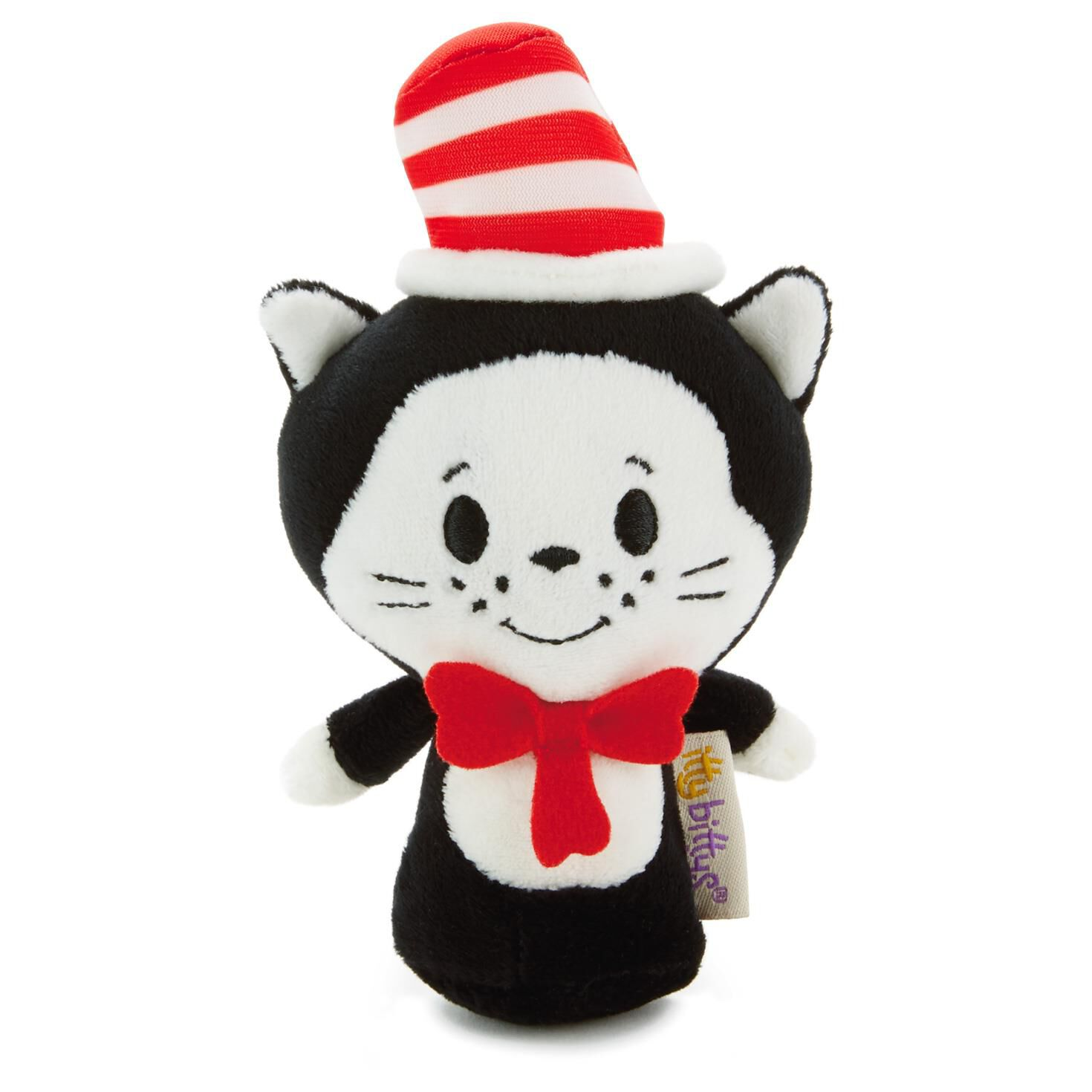 Cat in the hat ornaments - Itty Bittys Cat In The Hat Stuffed Animal Limited Edition Itty Bittys Hallmark