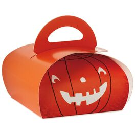 3D Pumpkin Halloween Treat Box, , large