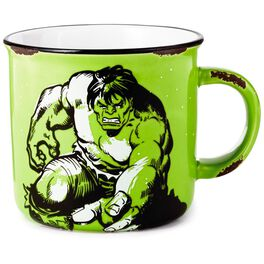 Hulk Ceramic Camp Mug, 12 oz., , large