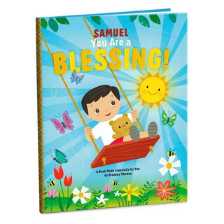 You Are a Blessing Personalized Book,
