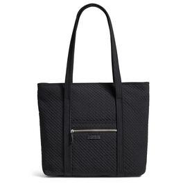 Vera Bradley Iconic Vera Tote Bag in Classic Black, , large