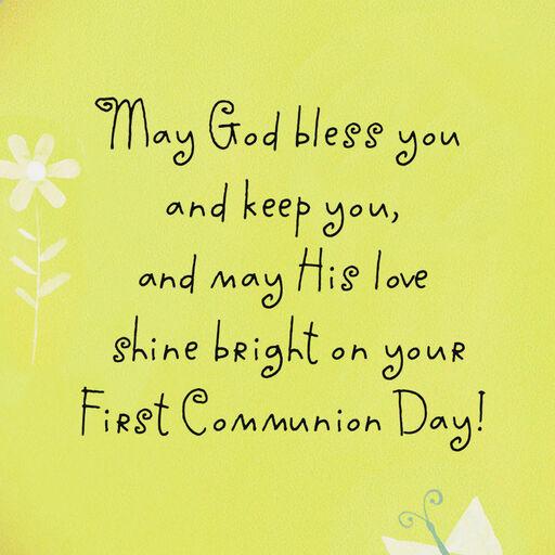 First Communion Cards   Hallmark