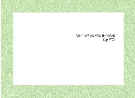 Fresh Flower Marjolein Bastin Friendship Card,