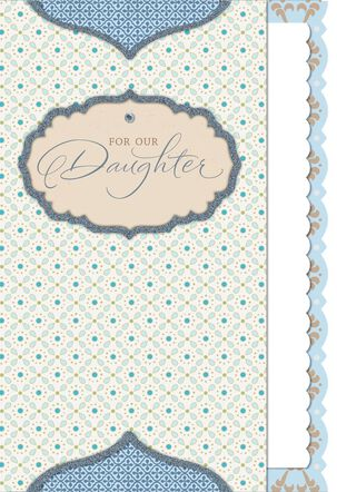 You're Wonderful, Daughter Graduation Card
