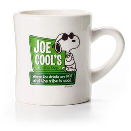 Peanuts® Snoopy's Diner Ceramic Mug, , large