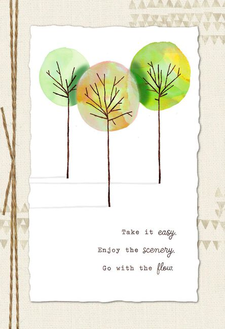 take it easy retirement card from group greeting cards hallmark