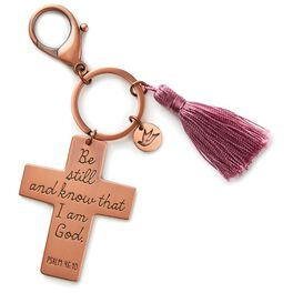Be Still Cross Accessory Clip, , large