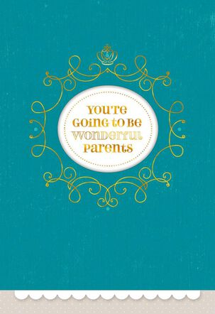 Loyal Subjects Baby Congratulations Card
