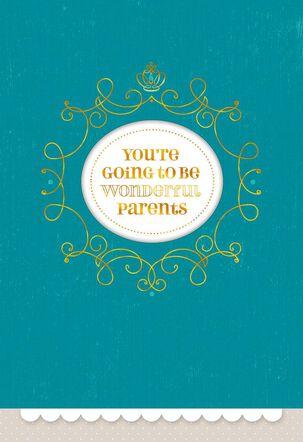 Loyal Subjects Baby Congratulations Card