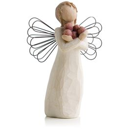 Willow Tree® Good Health Angel Figurine, , large