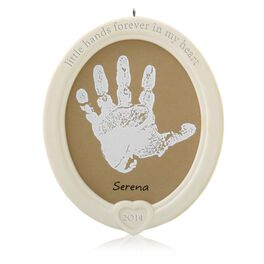 Little Hands Handprint, , large