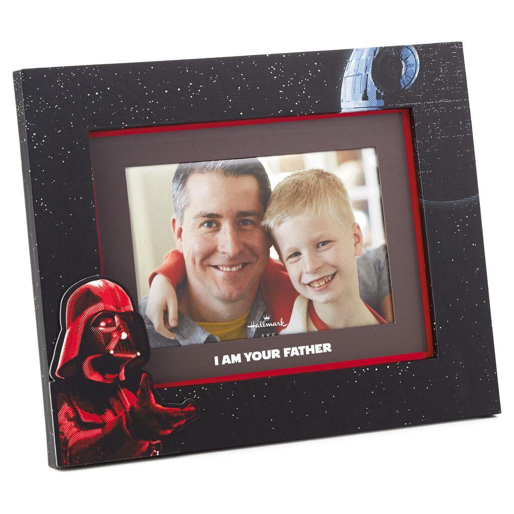 Darth Vader™ Black Picture Frame, 4x6 - Picture Frames - Hallmark