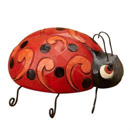 Jim Shore Mini Ladybug Figurine, , large