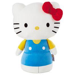 Jumbo itty bittys® Hello Kitty® Stuffed Animal, , large