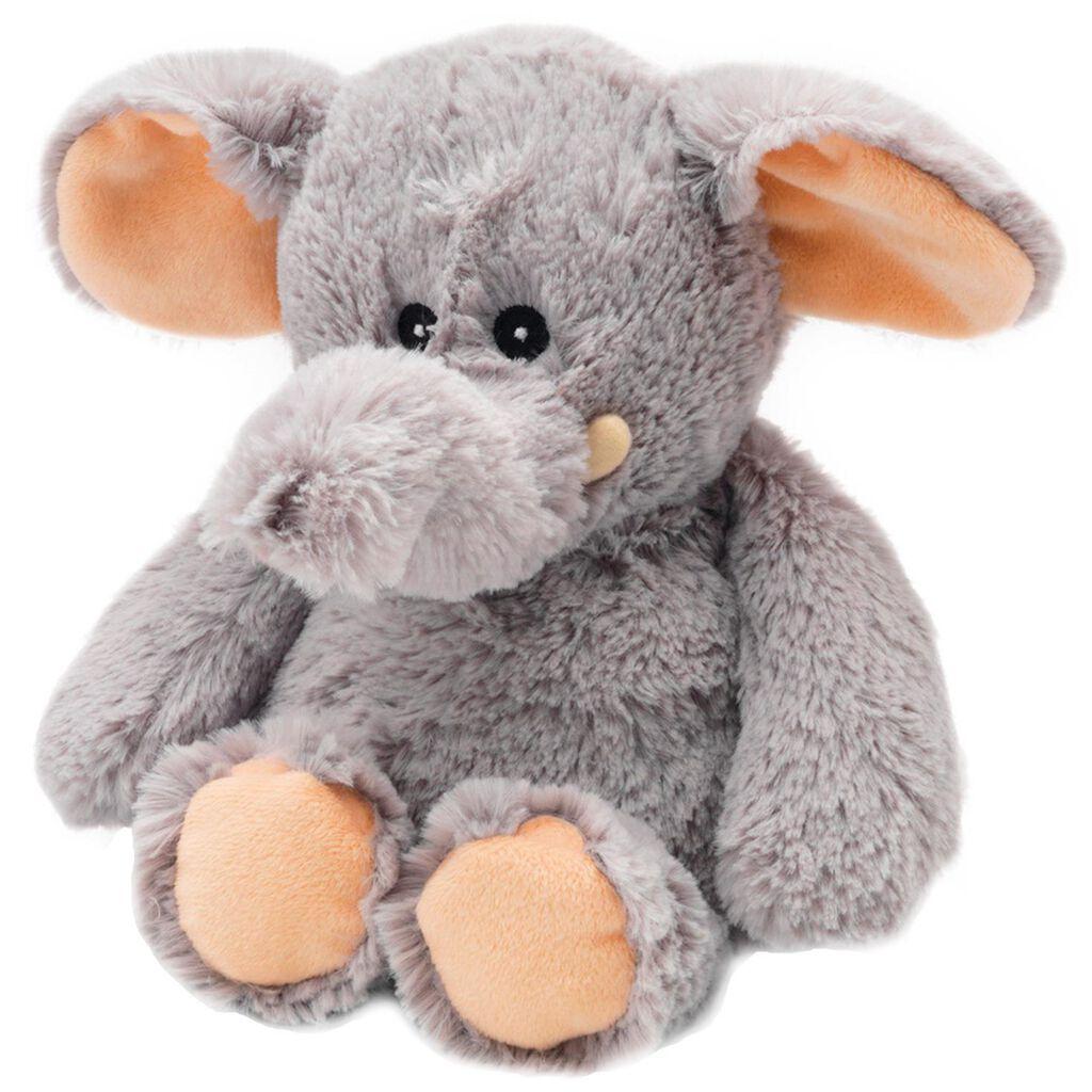 Warmies Heatable Scented Elephant Stuffed Animal 13 Bath
