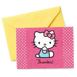Hello Kitty® Thank-You Cards—Pack of 10 With Envelopes, , large