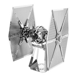 Fascinations 267 Star Wars Special Forces TIE Fighter Metal Earth 3D Metal Model Kit, , large