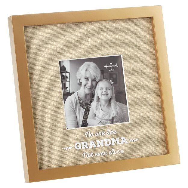 no one like grandma picture frame 4x6