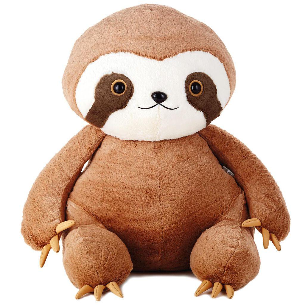 Baby Sloth Giant Stuffed Animal 30 Classic Stuffed Animals