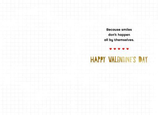 Modern Arrows Friendship Valentine's Day Card,