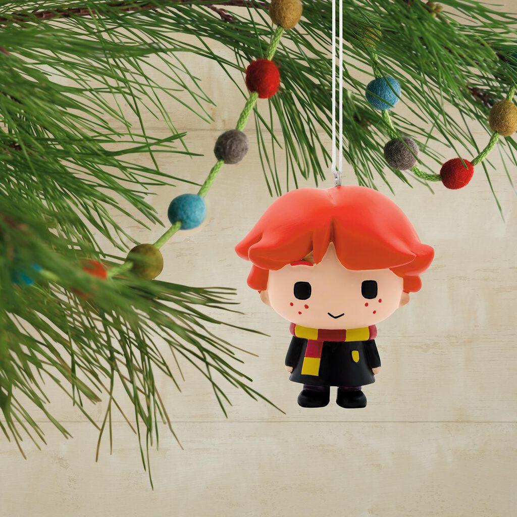 Harry Potter Ron Weasley Hallmark Ornament