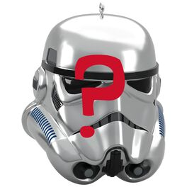 Star Wars™ Imperial Stormtrooper™ Mystery Box Music Ornament, , large