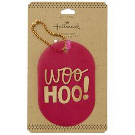 Woo Hoo Gift Tag, , large