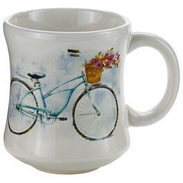 Bicycle Ceramic Mug, , large