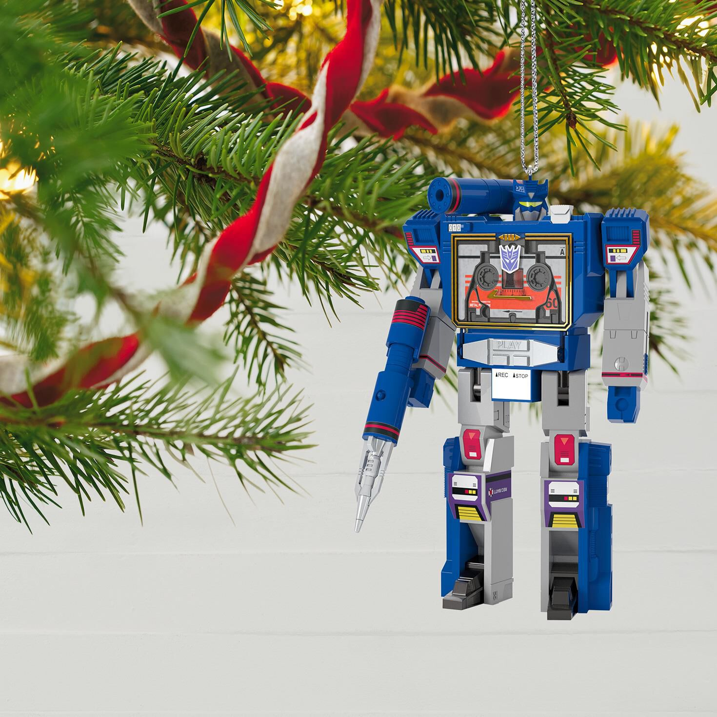 Transformers Soundwave Ornament - Keepsake Ornaments - Hallmark